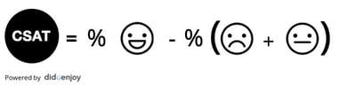 CSAT Nouvelle Méthode de Calcul