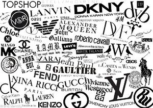 Logos_ top marques de mode
