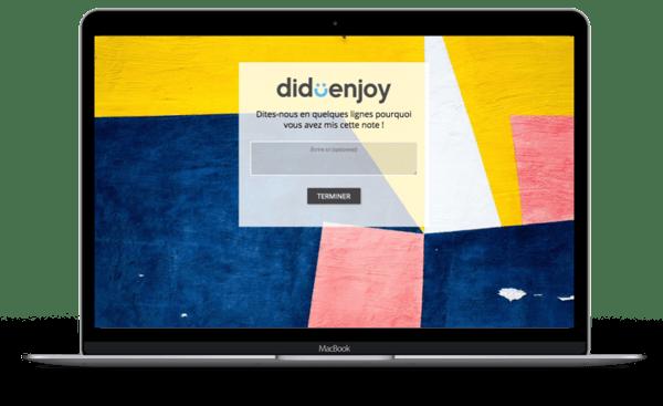 Mac questionnaire Diduenjoy