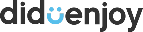 front diduenjoy logo